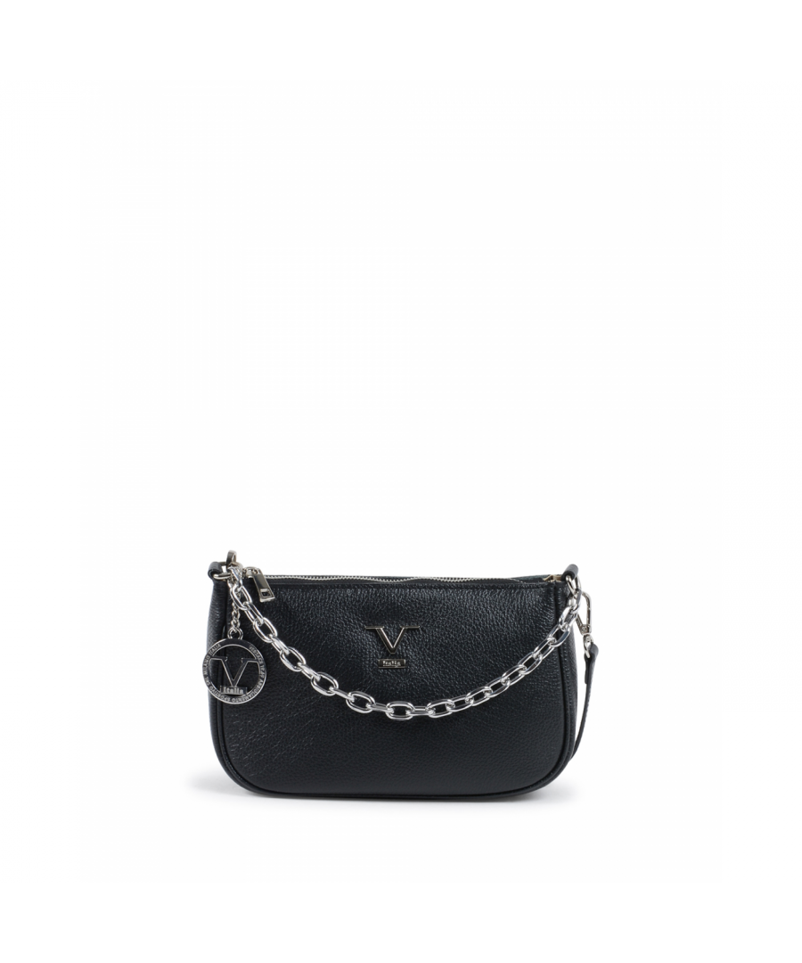 Image for 19V69 Italia Womens Mini Bag Black VE1735 CERVO NERO