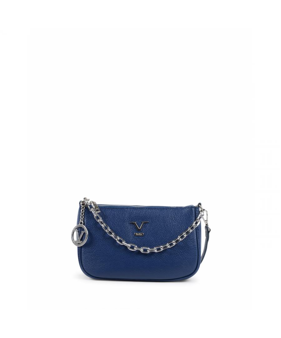 Image for 19V69 Italia Women's Mini Bag Blue VE1735 CERVO BLUE JEANS