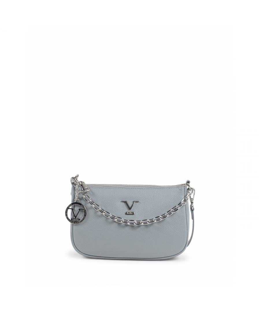 Image for 19V69 Italia Womens Mini Bag Grey VE1735 CERVO GRIGIO
