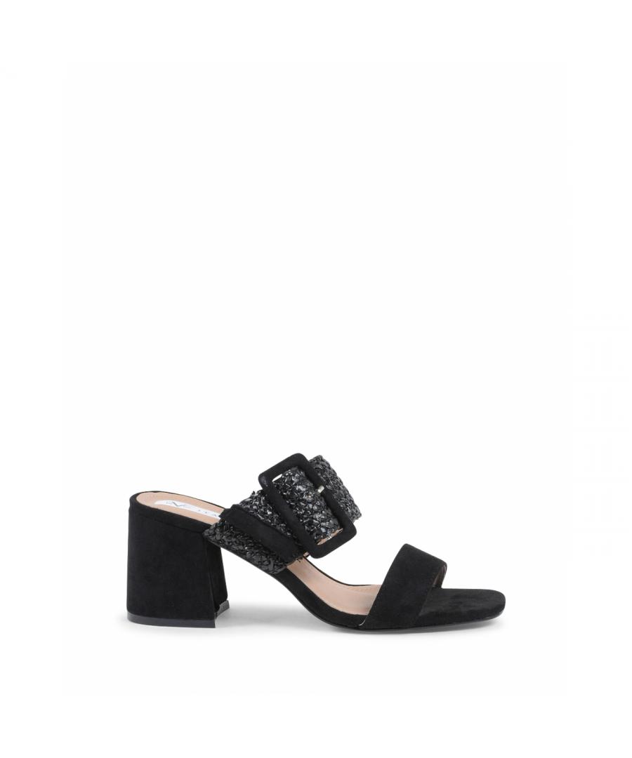 Image for 19V69 Italia Womens Mule Sandal Black V20 BLACK