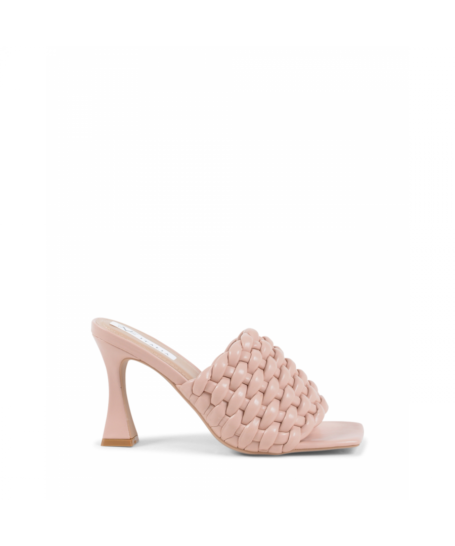 Image for 19V69 Italia Womens Mule Sandal Pink V8185 PINK