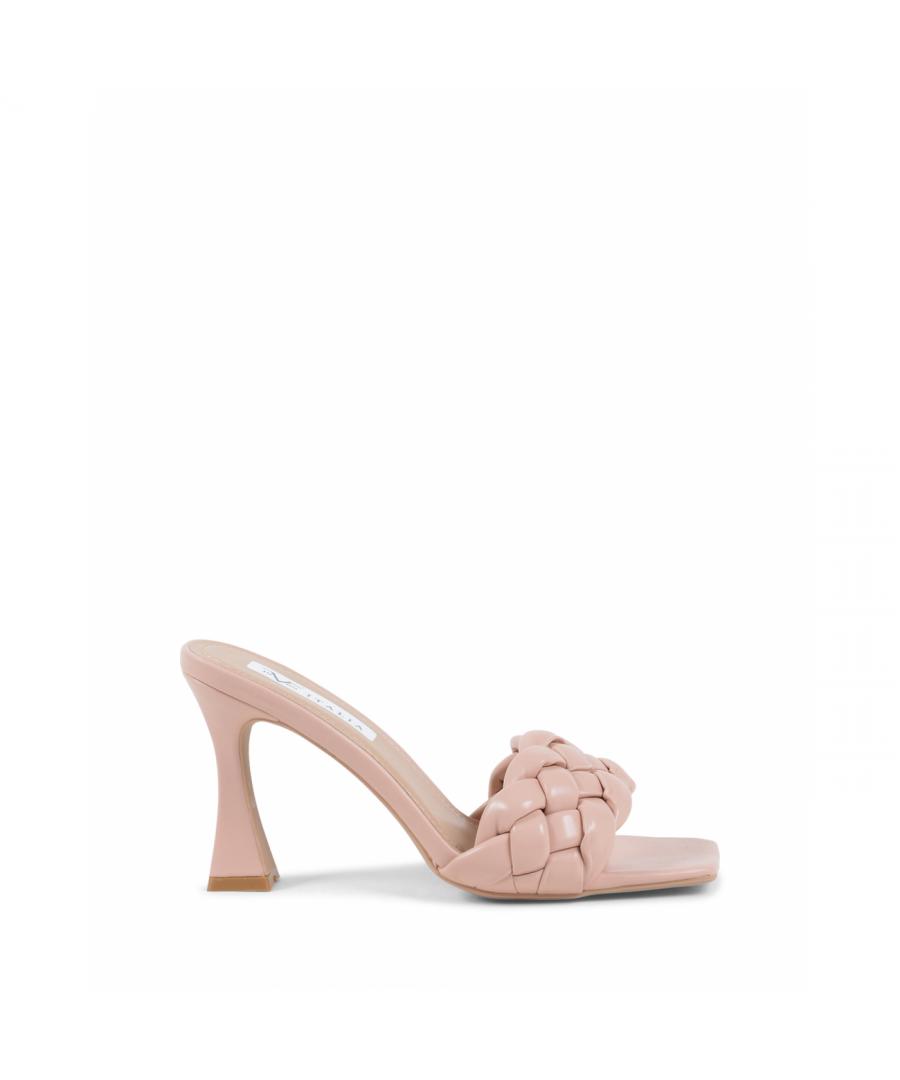 Image for 19V69 Italia Womens Mule Sandal Pink V8186 PINK
