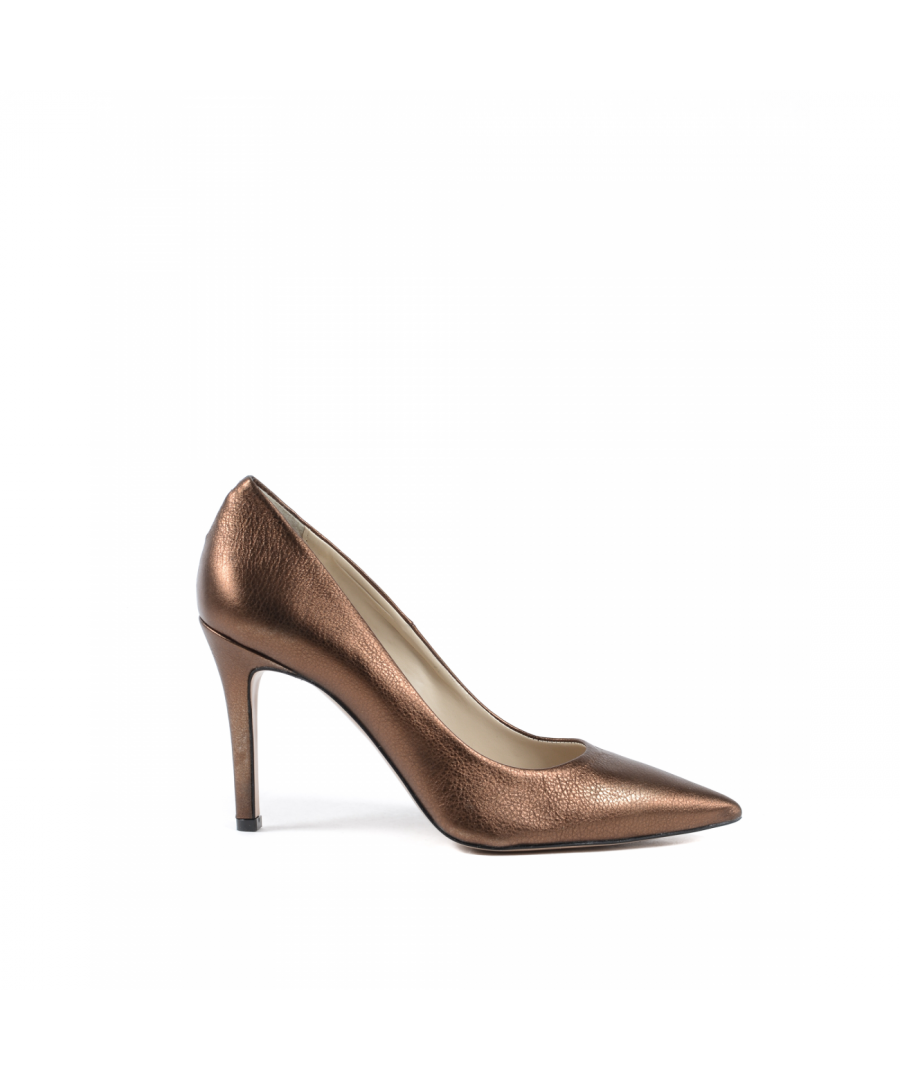 Image for 19V69 Italia Womens Pump Bronze 301 MORDORE' RAME