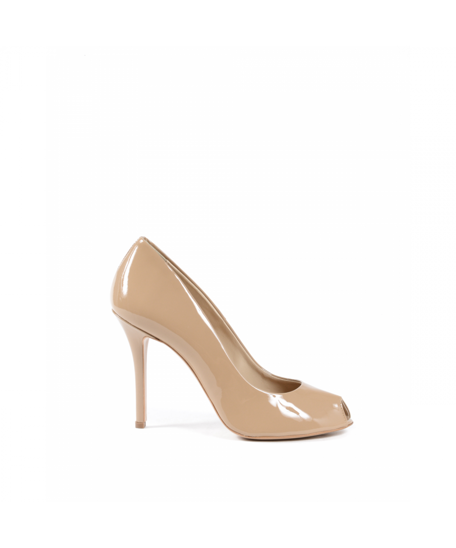 Image for 19V69 Italia Womens Pump Open Toe Pink 303 VERNICE NUDE