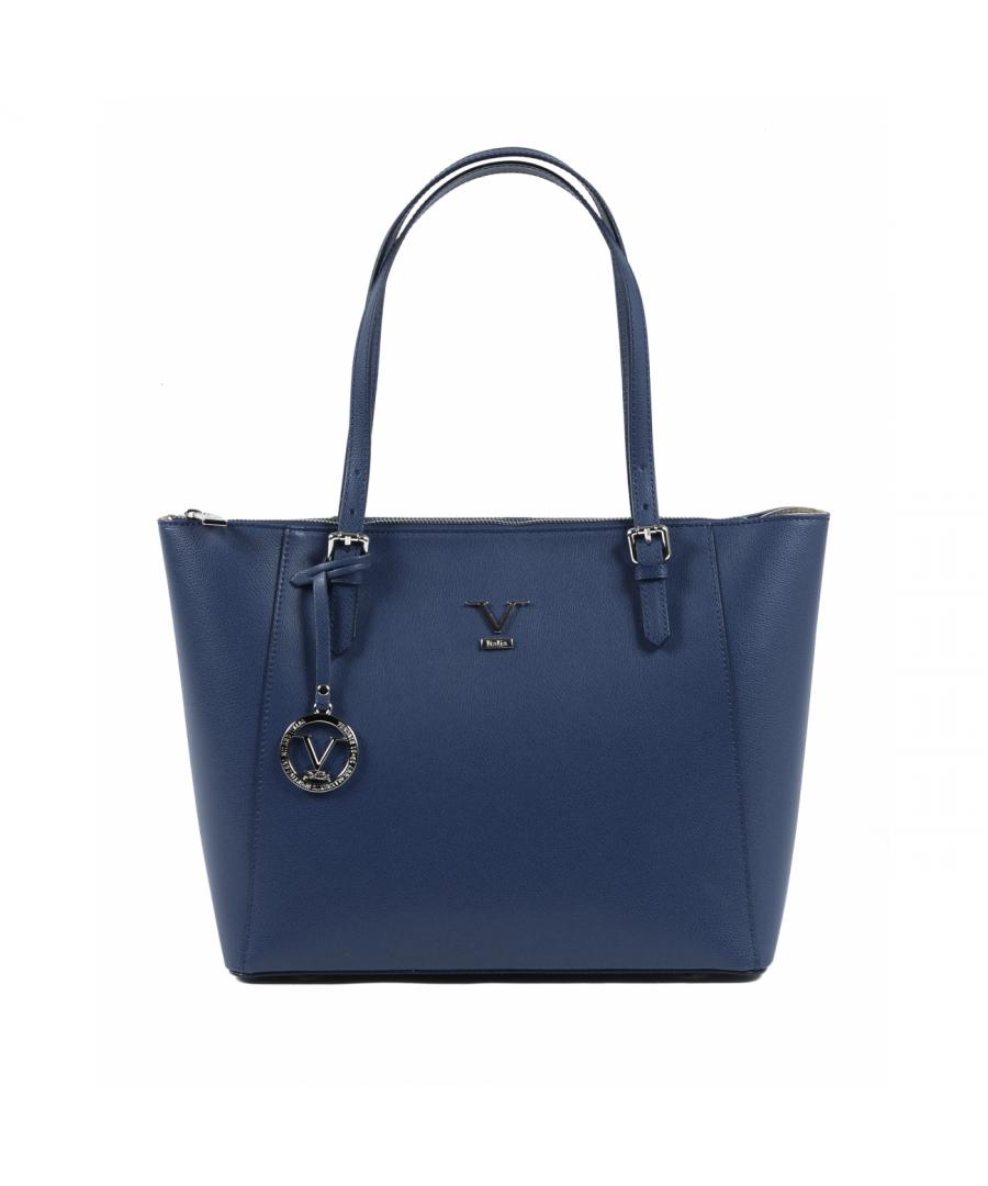 Image for 19V69 Italia Women's Shoulder Bag Blue V09 PALMELLATO BLUE JEANS