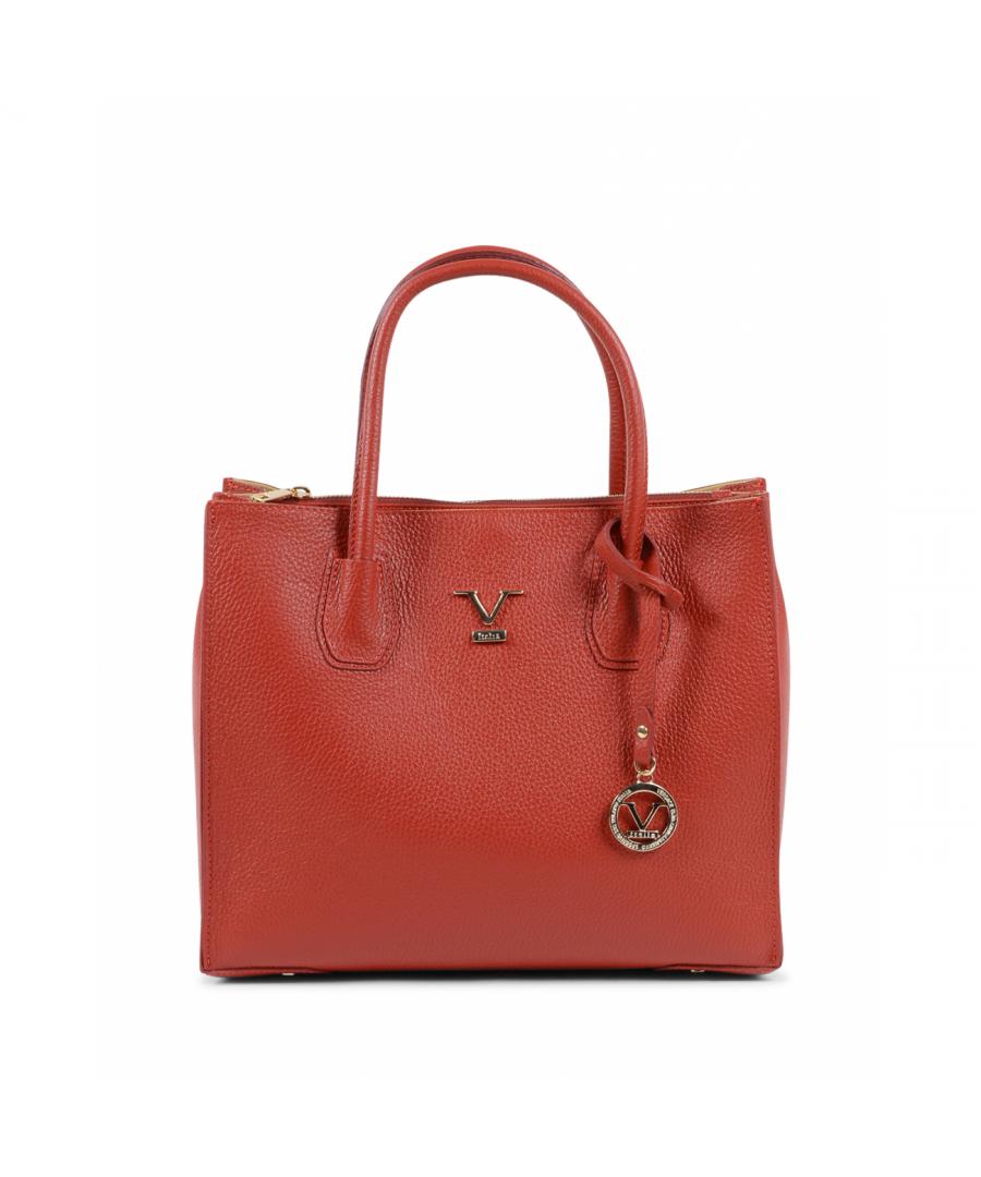 Image for 19V69 Italia Women's Shoulder Bag Red BE10275 52 DOLLARO ROSSO