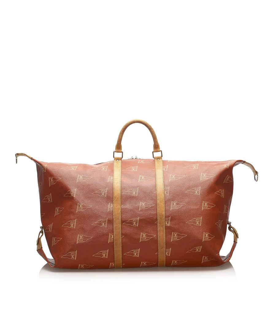 Image for Vintage Louis Vuitton 1995 LV Cup Travel Bag Pink