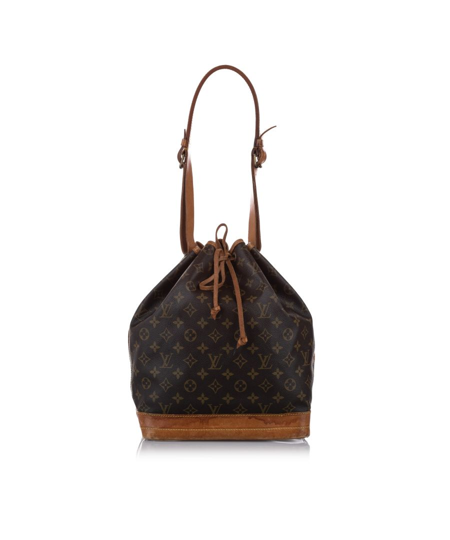 Image for Vintage Louis Vuitton Monogram Noe Brown