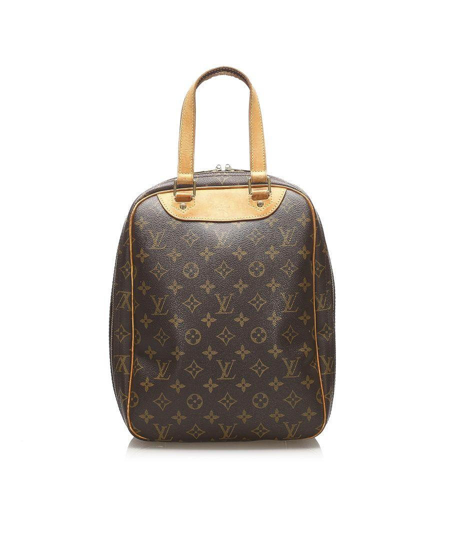 Image for Vintage Louis Vuitton Monogram Excursion Brown