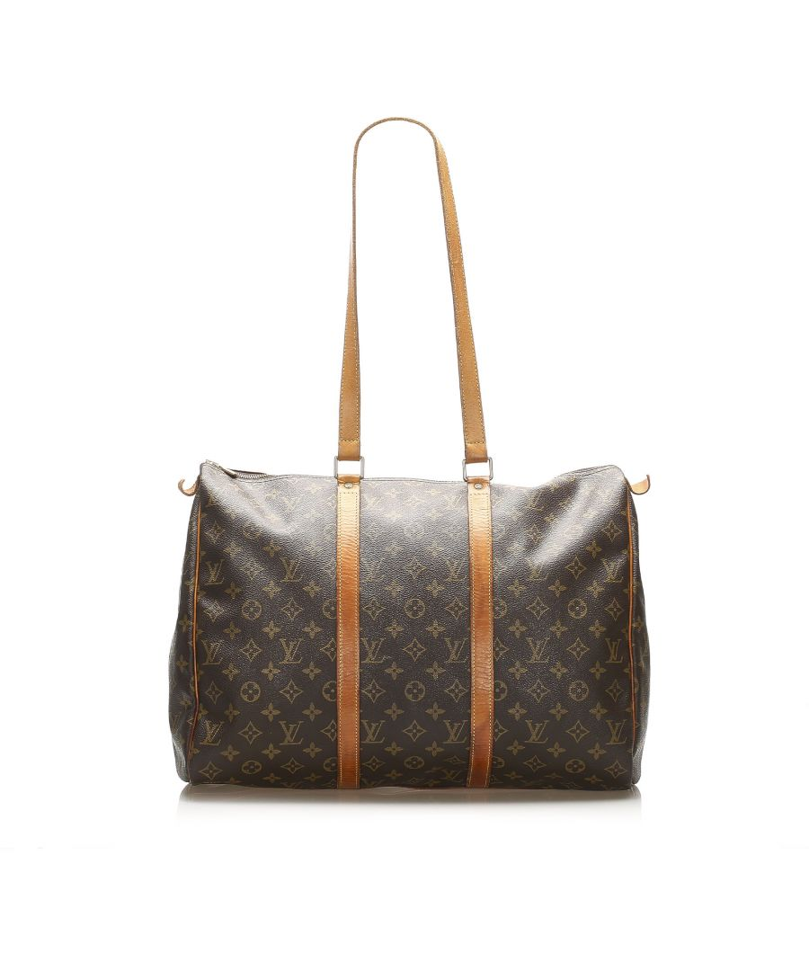 Image for Vintage Louis Vuitton Monogram Sac Flanerie 45 Brown