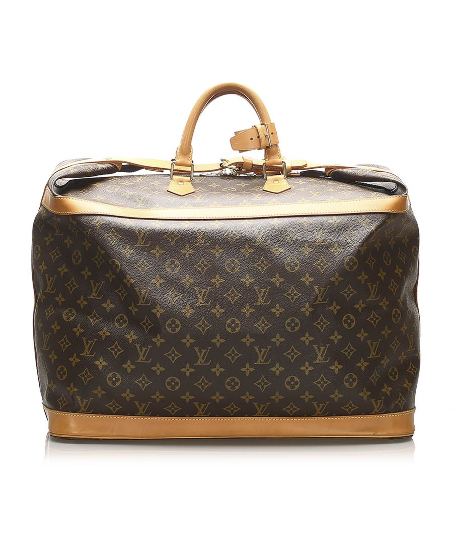 Image for Vintage Louis Vuitton Monogram Cruiser 50 Brown