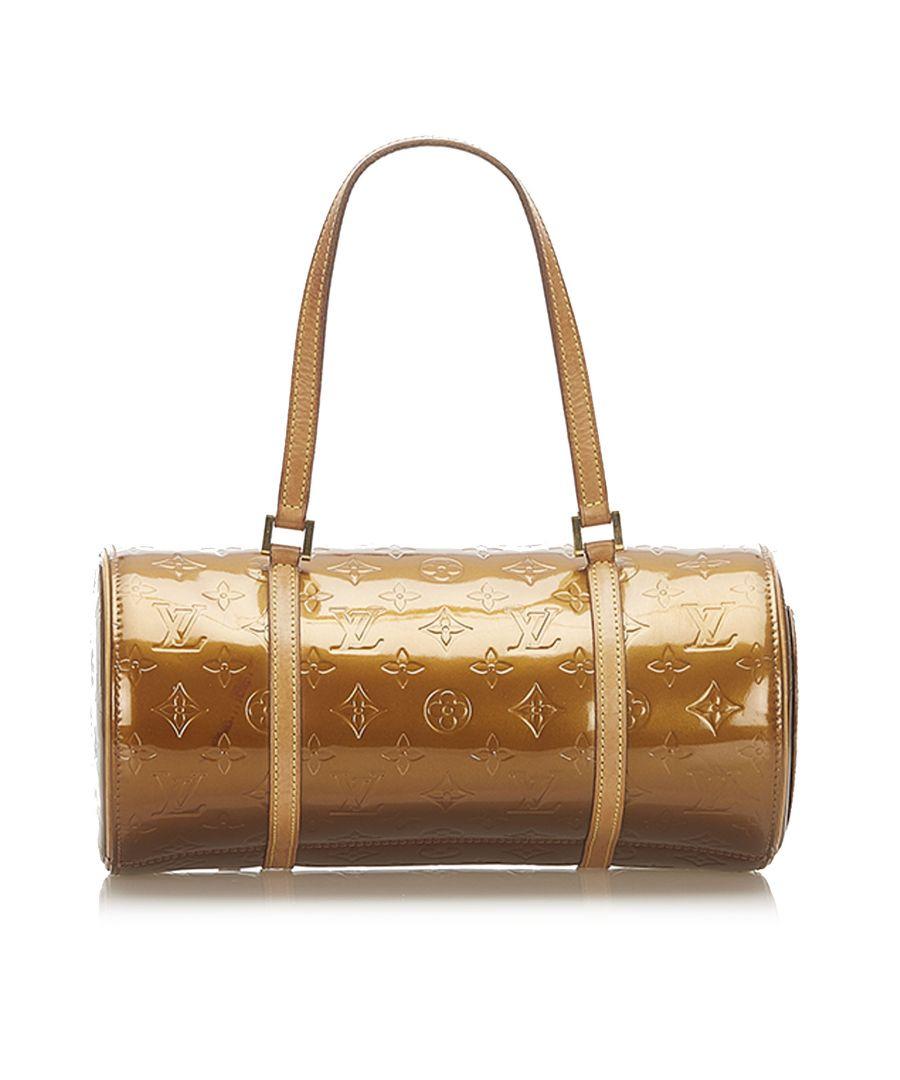 Image for Vintage Louis Vuitton Vernis Bedford Brown