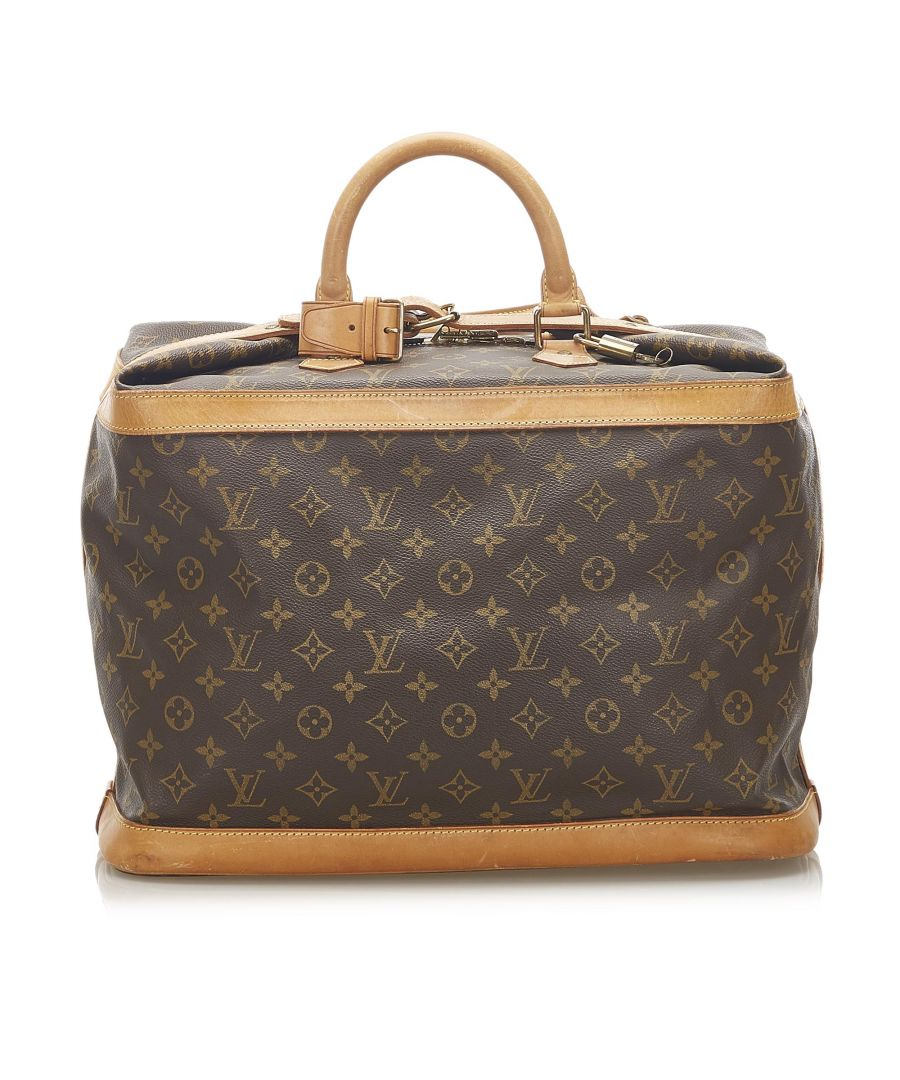 Image for Vintage Louis Vuitton Monogram Cruiser 55 Brown
