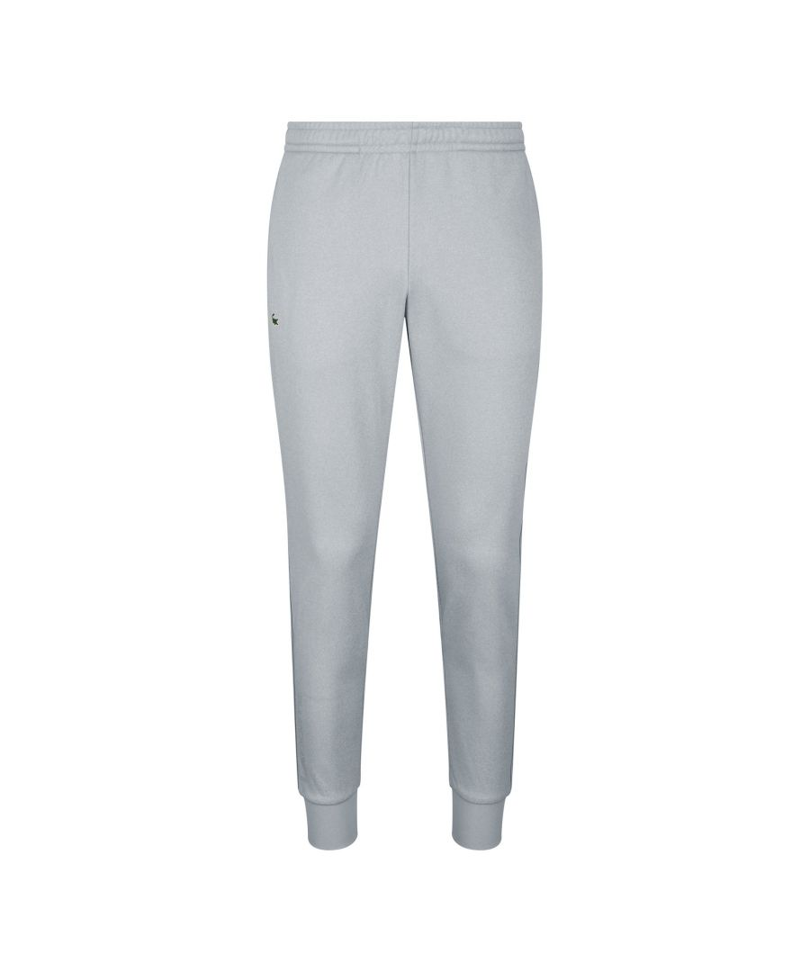 Image for Lacoste Polyester Joggers - Grey