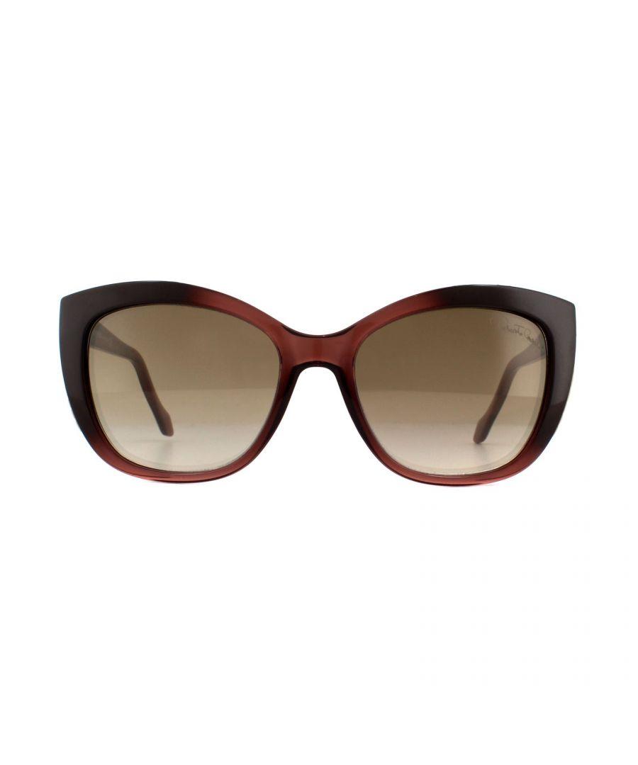 Image for Roberto Cavalli Sunglasses Mekbuda RC888S 83G Violet Brown Mirror