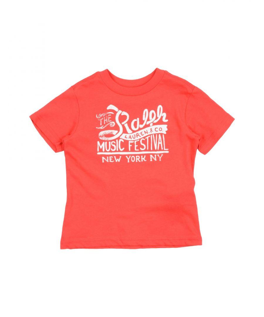 Image for Ralph Lauren Boy T-shirts Cotton