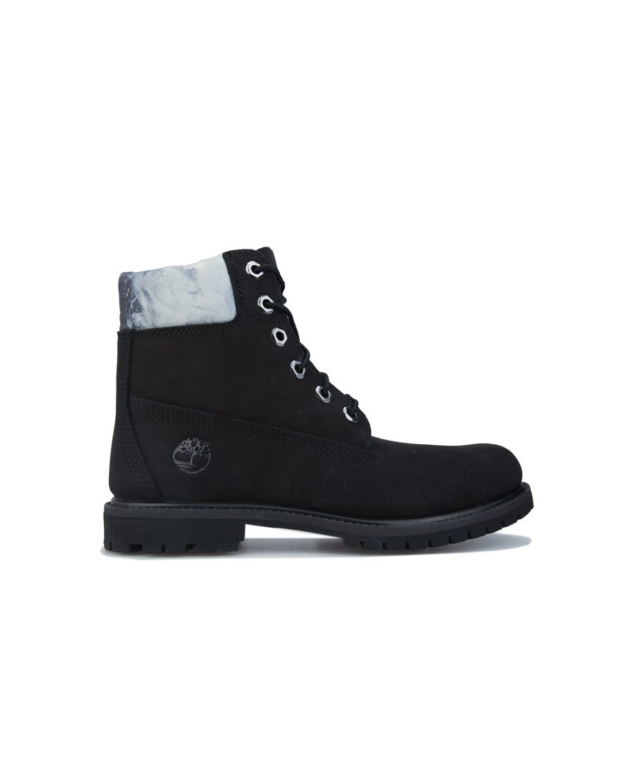 Image for Women's Timberland 6 Inch Premium Waterproof Boots in Black