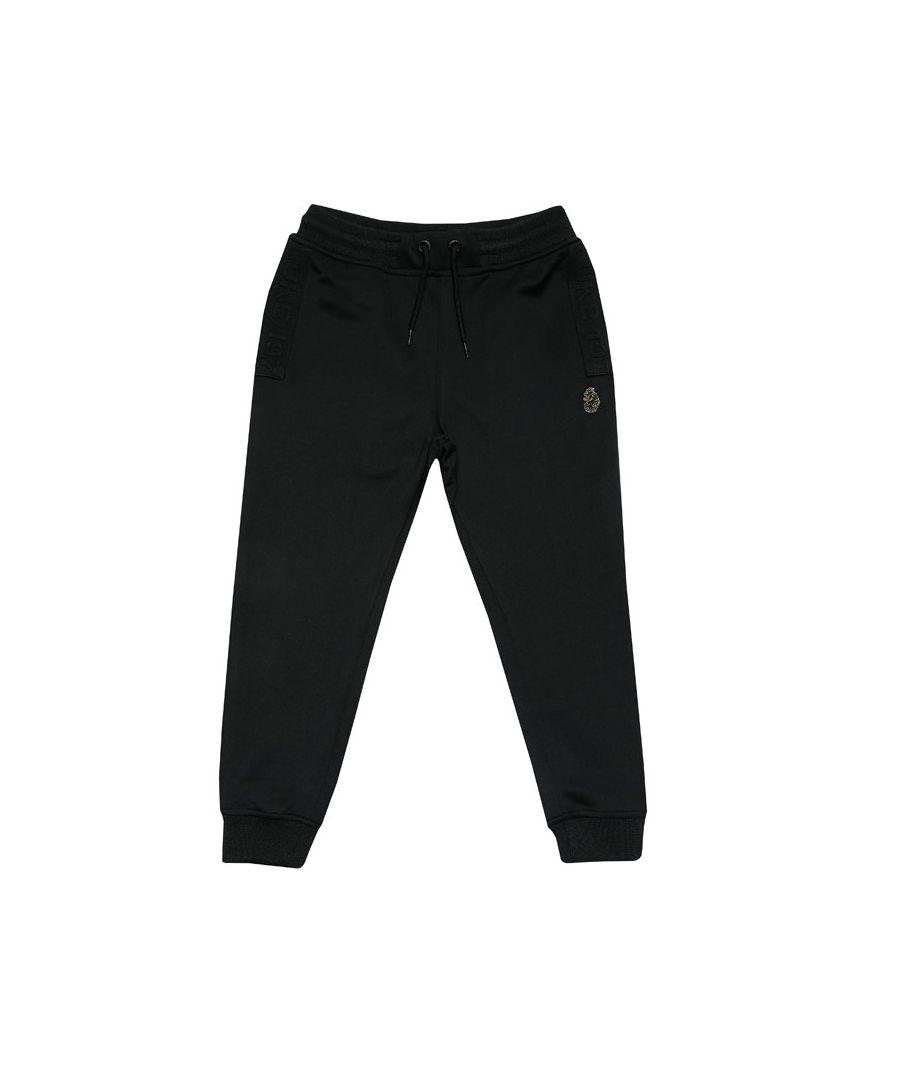 Image for Boys' Luke 1977 Infant Trico Jog Pant in Black