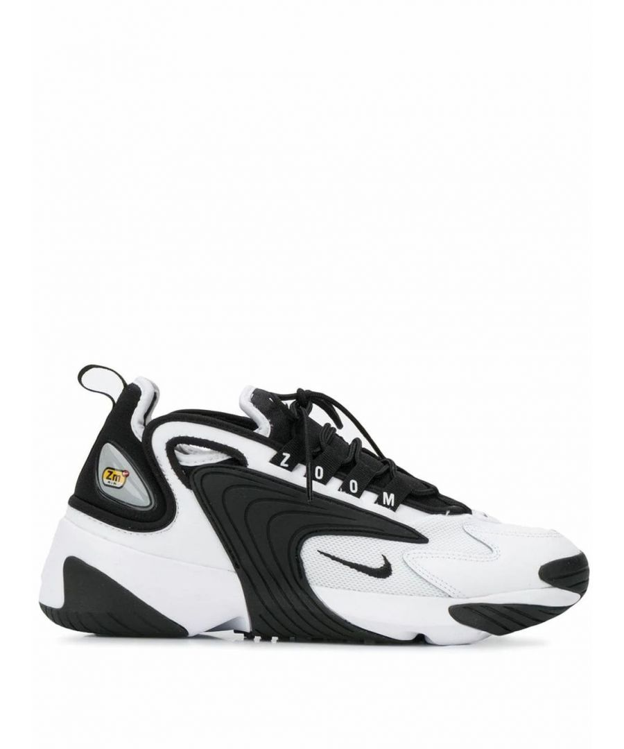 Image for NIKE WOMEN'S AO0354100 WHITE LEATHER SNEAKERS