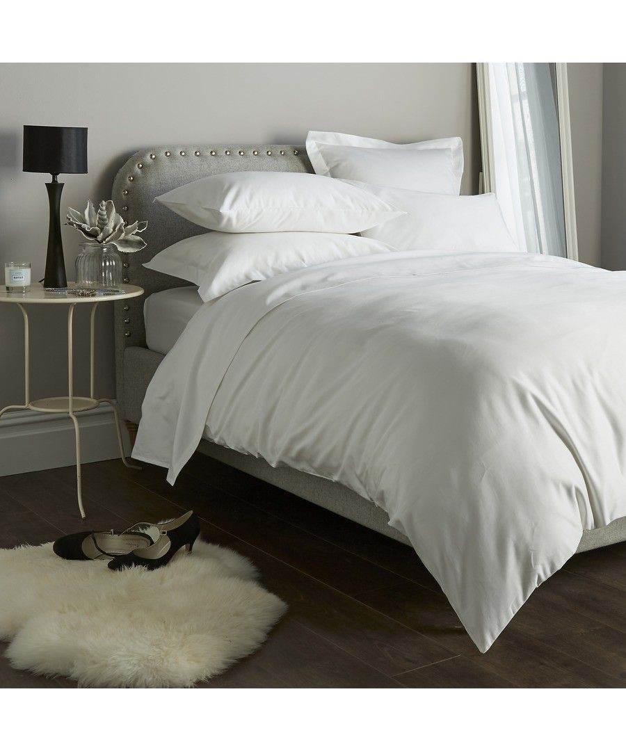 Image for 1000 Thread Count Duvet Cover - White