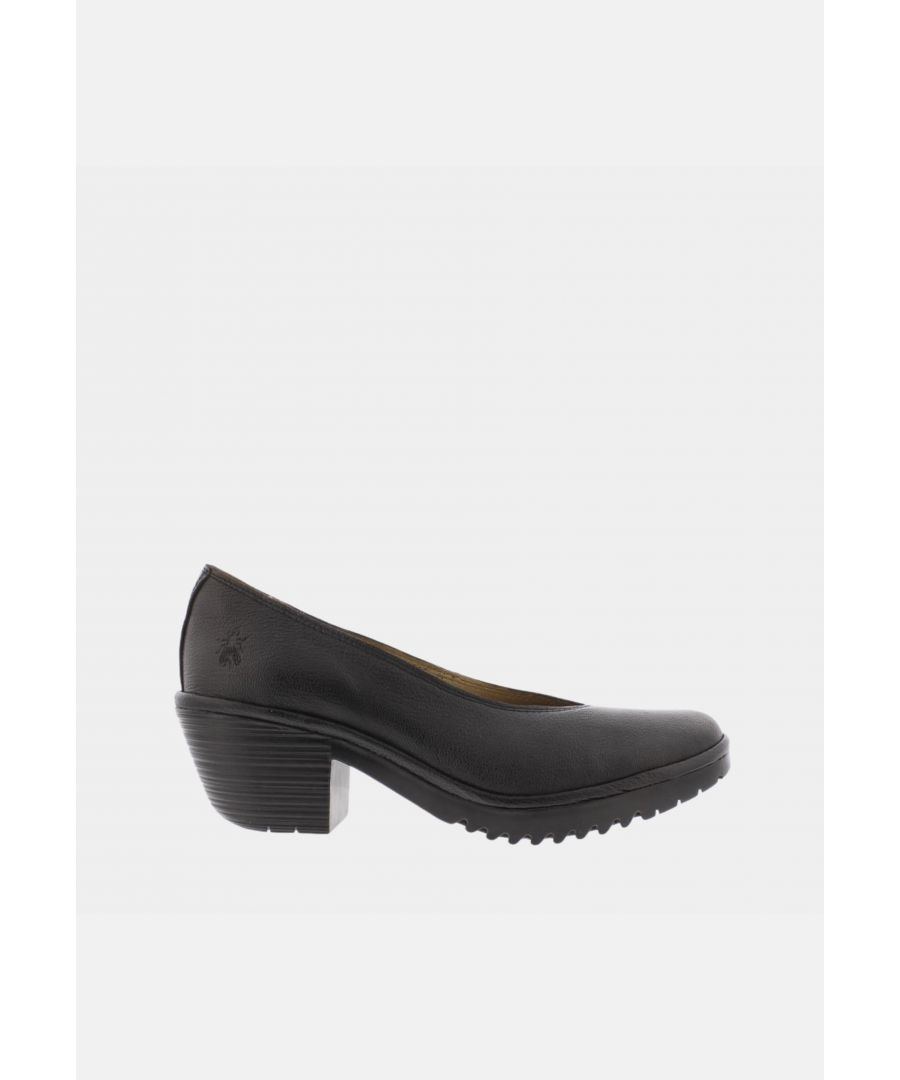 Image for Fly London Wal Black Mousse P500988000