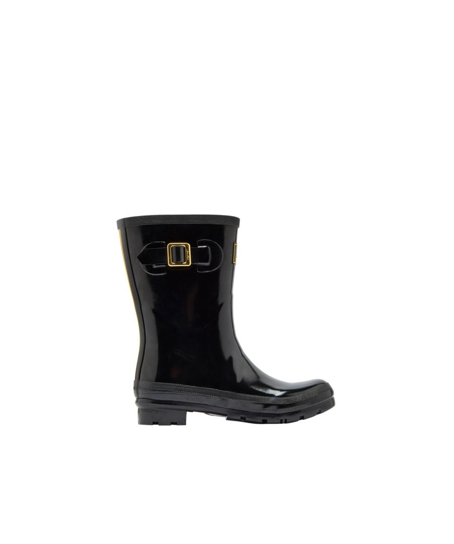 Image for Joules 203446 Kelly Welly Gloss True Black