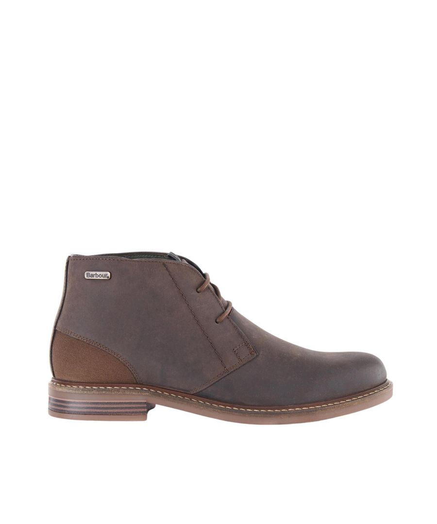 Image for Barbour Readhead Mfo0138br99 Choco Suede