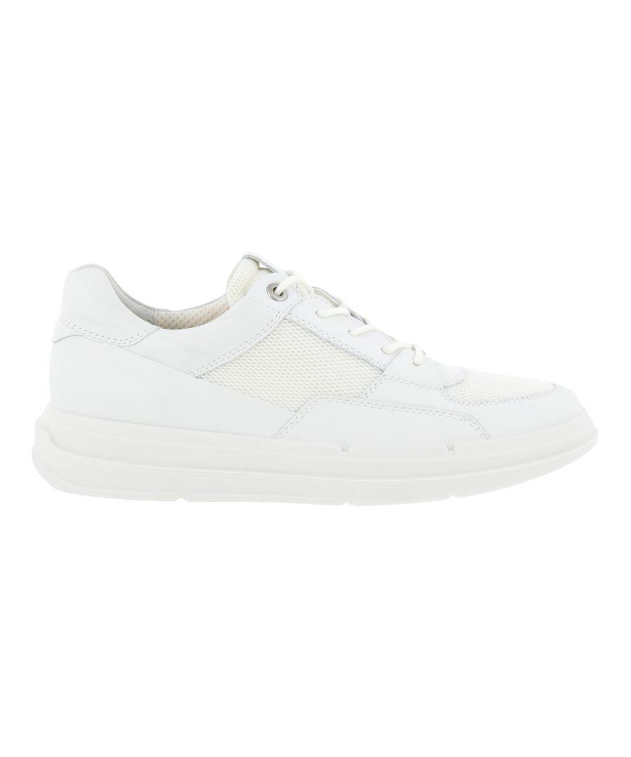 Image for Ecco Soft X W 420423-54511 White/White