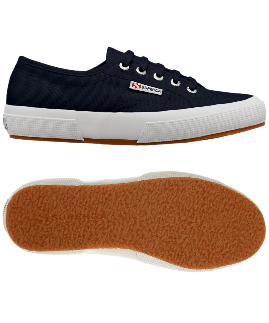 Image for Superga 2750-Cotu Classic  Navy-F White