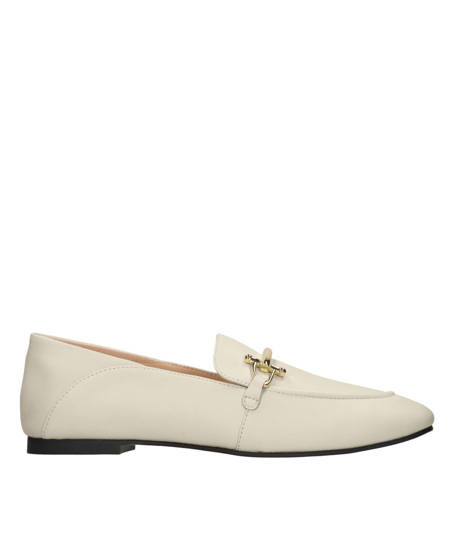Image for Clarks Pure2 Loafer 26151828 White Leather