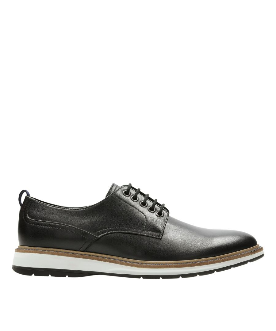 Image for Clarks Chantry Walk 26155071 Black Leather