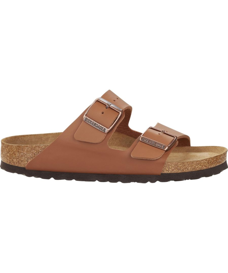 Image for Birkenstock Arizona Bs Narrow Fit 1019119 Ginger Brown