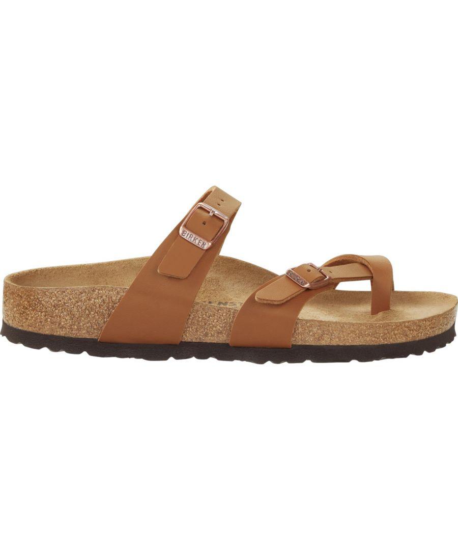 Image for Birkenstock Mayari Regular Fit 1019053 Ginger Brown