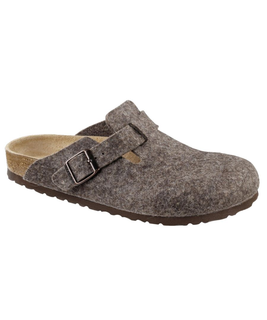Image for Birkenstock Boston Bs Regular Fit 160581 Cacao