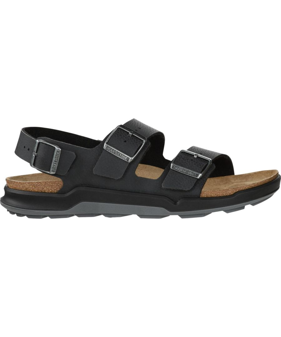 Image for Birkenstock Milano Ct Regular Fit 1013753 Desert Soil Black