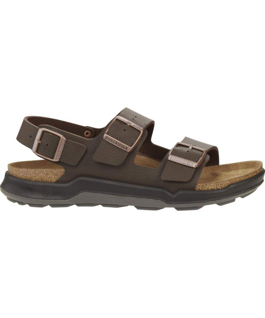 Image for Birkenstock Milano Ct Regular Fit 1018403 Desert Soil French Roast