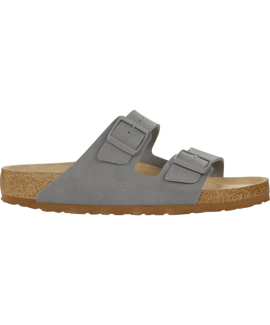 Image for Birkenstock Arizona Bs Regular Fit 1019618 Desert Soil Gray
