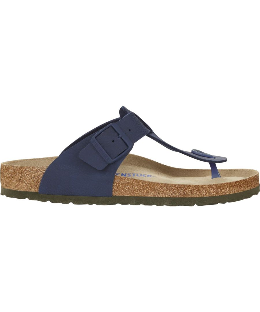 Image for Birkenstock Medina Regular Fit 1018754 Desert Soil Blue