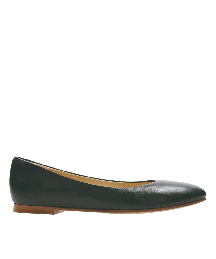 Image for Clarks Grace Piper 26144042 Black Leather