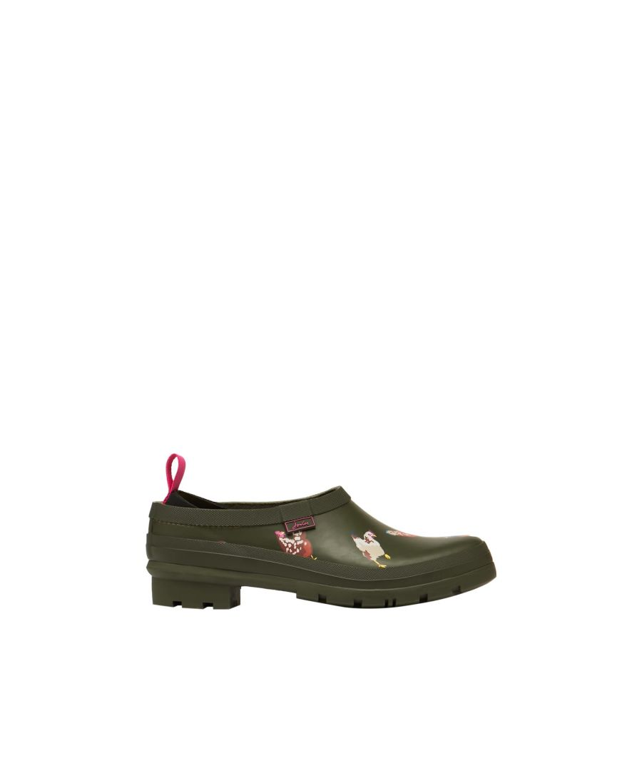 Image for Joules Pop On 212648 Khaki Chicken Run
