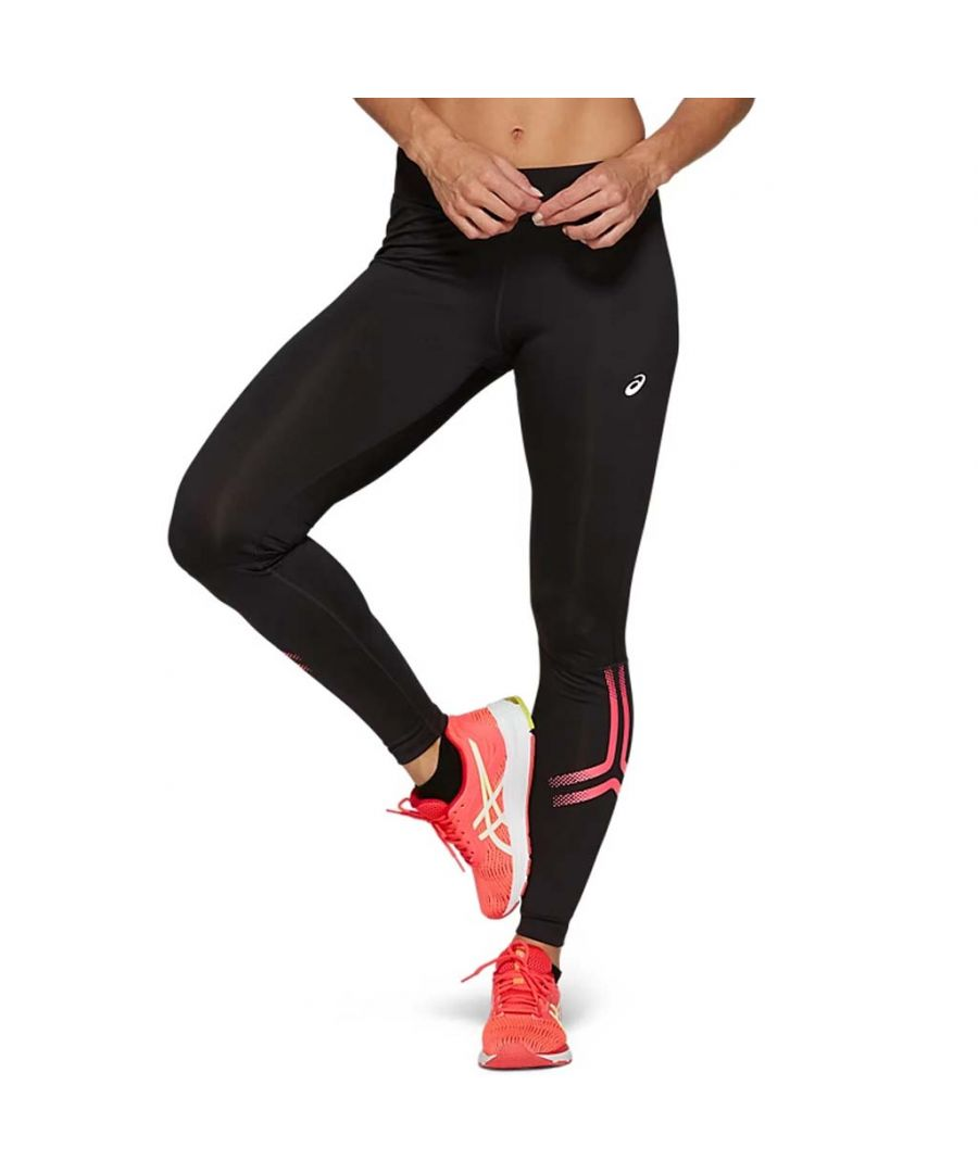 Image for Asics Silver Icon Womens Tight Black - S