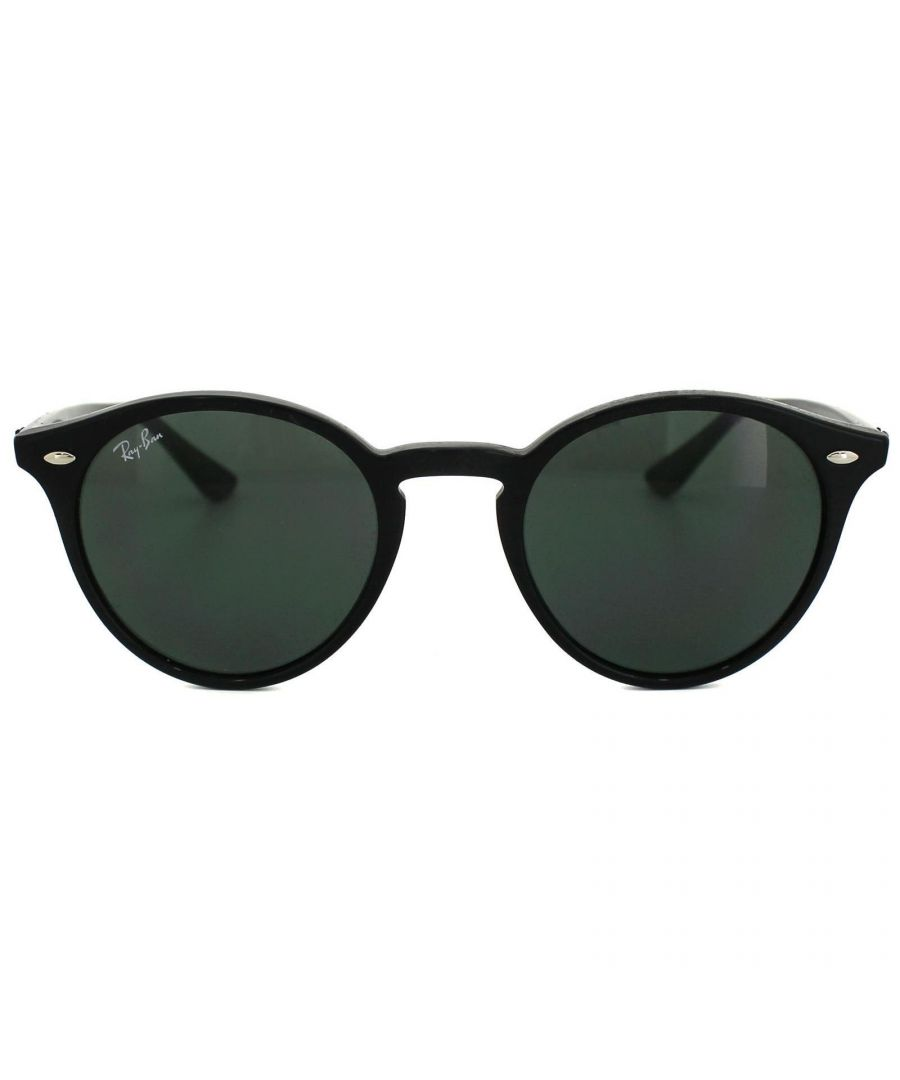 Image for Ray-Ban Sunglasses 2180 601/71 Black Green
