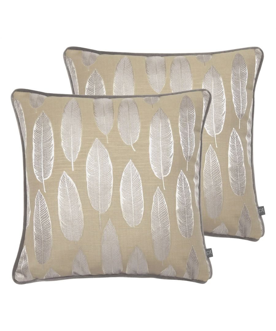 Image for Quill Cushions (Twin Pack)