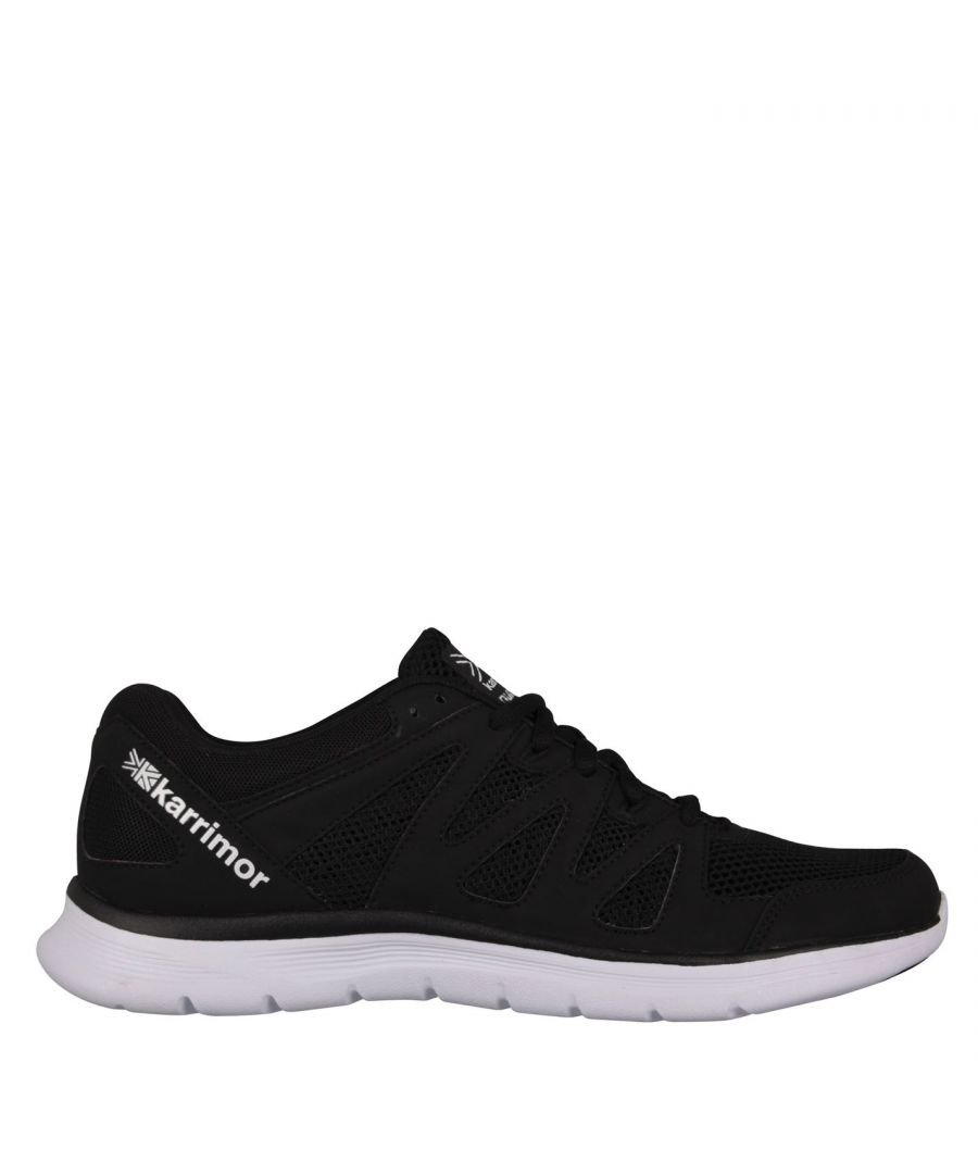 Image for Karrimor Mens Duma Trainers Lace Up Sports Running Cross Training Shoes