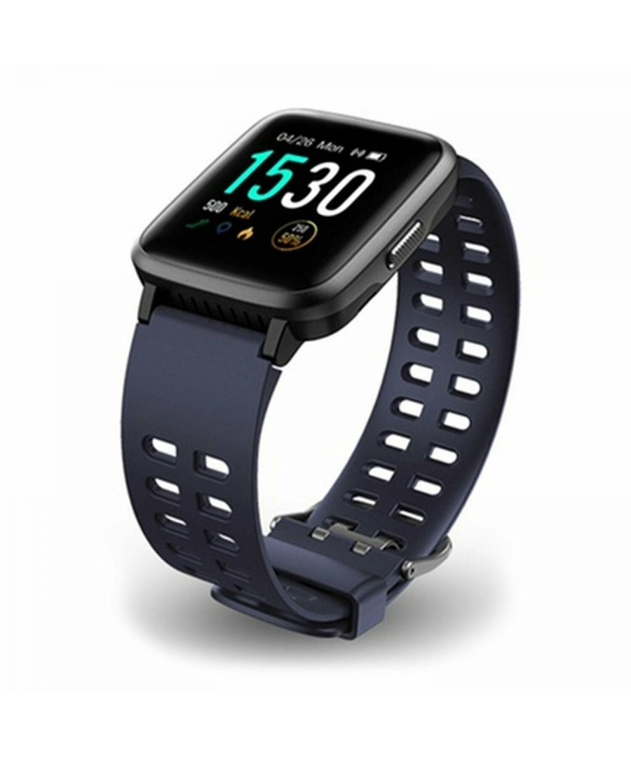 Image for Aquarius 149 Fitness Watch Heart Rate & 7 Sports tracking mode Purple