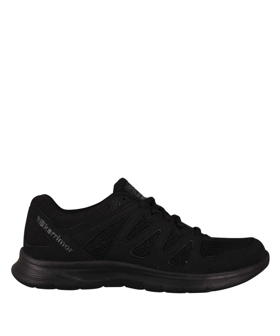 Image for Karrimor Womens Duma Trainers Lace Up Sports Running Cross Training Shoes
