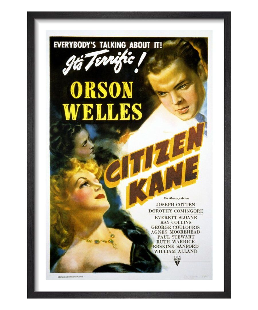 Image for Citizen Kane by Cinema Greats