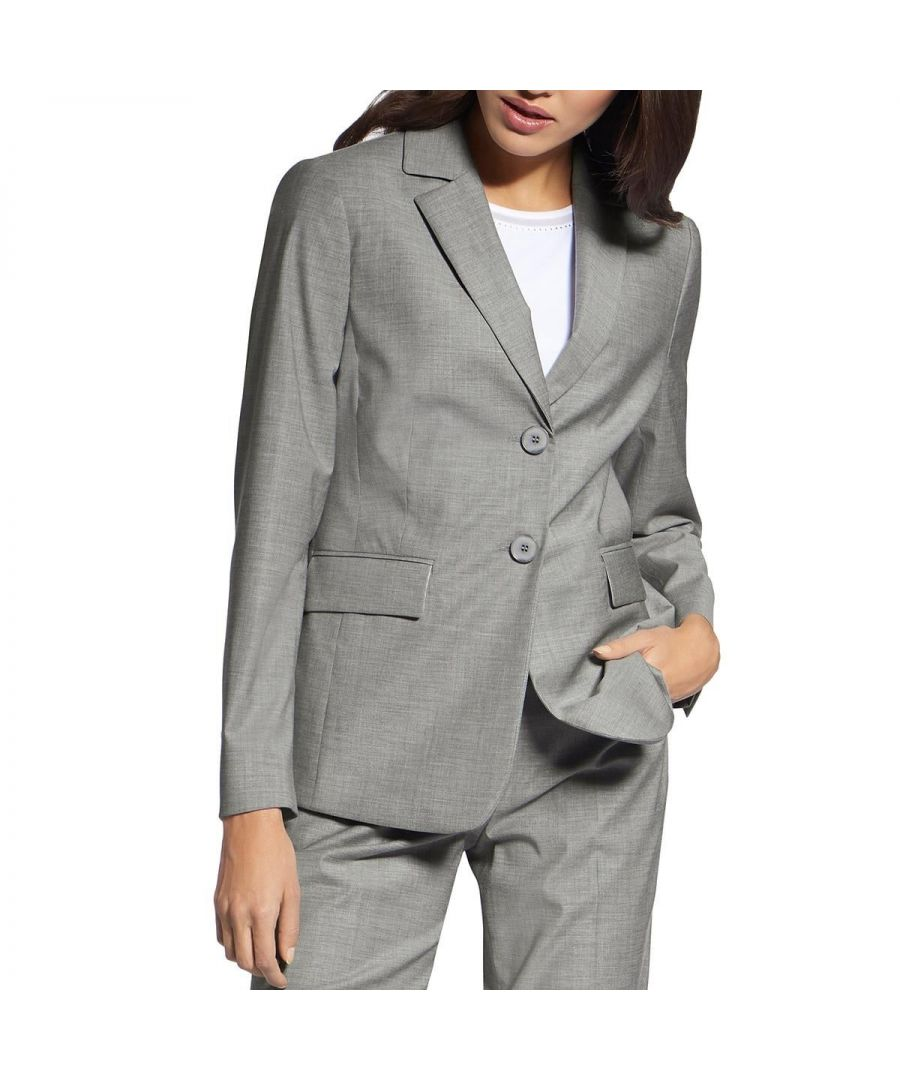 Image for Grey Suit Jacket