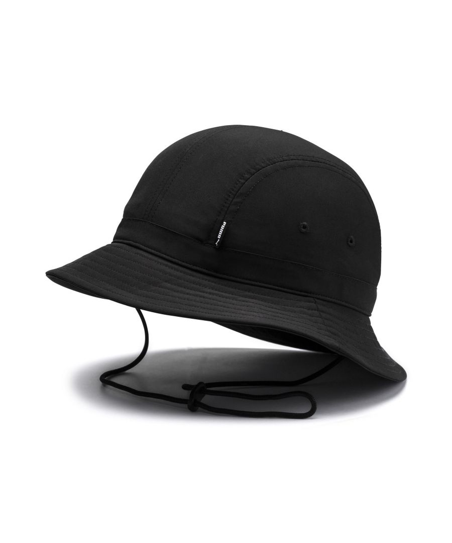 Image for Puma Archive Bucket Hat Black - L/XL