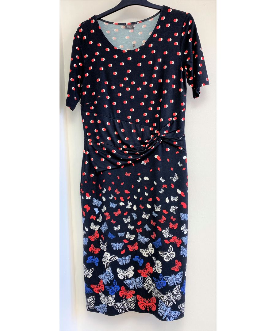 Image for Navy Dress